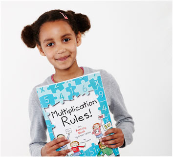 the Multiplication Rules! book